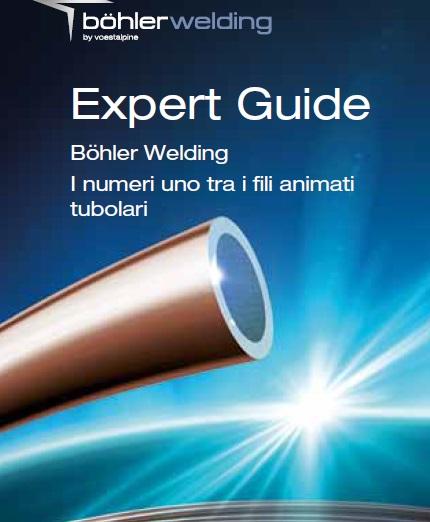 Bohler welding manuale tecnico fili animati