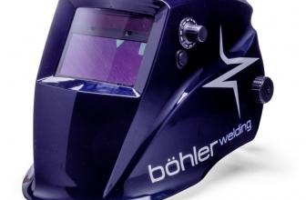 Guardian 50 maschera a cristalli liquidi di Bohler Welding