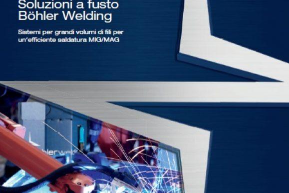 Böhler Welding – catalogo fusti