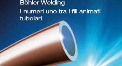 Böhler Welding – Manuale tecnico fili animati