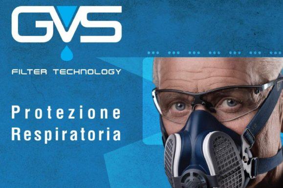 Catalogo GVS protezioni respiratorie