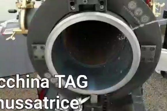 Macchina TAG Smussatrice