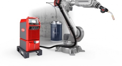 Saldatura robotizzata Mig-Mag Power Drive