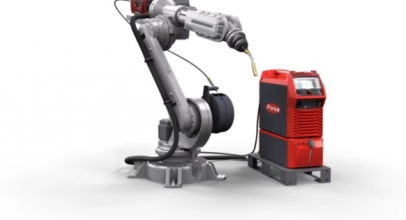 Saldatura robotizzata Mig/Mag Push