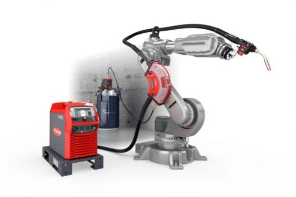 Saldatura robotizzata Mig/Mag Push-Pull