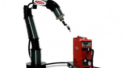 Saldatura robotizzata Tig
