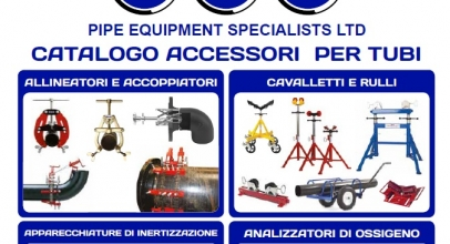 TAG PIPE – Catalogo accessori