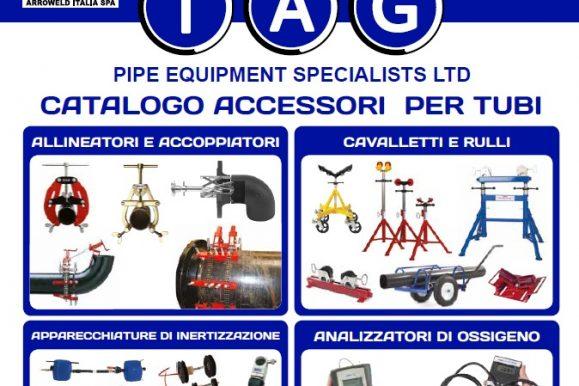 TAG PIPE – Catalogo accessori