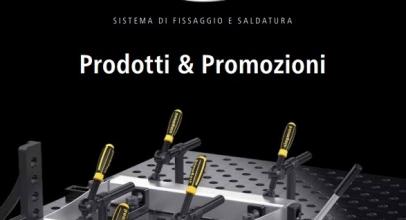 Catalogo prodotti e promozioni Siegmund 2018