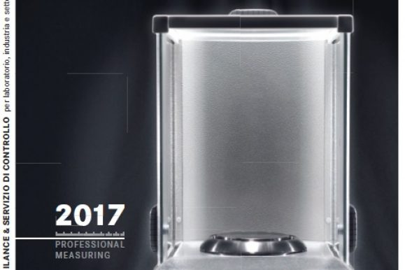 Catalogo Bilance Kern 2017