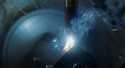 TPS/i – robot welding di Fronius