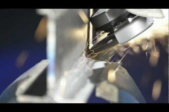PFERD – Disco lamellare POLIFAN-CURVE