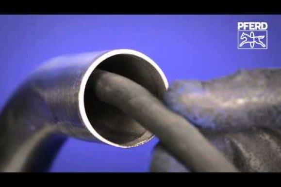 PFERD – Ruota lamellare POLISTAR-TUBE