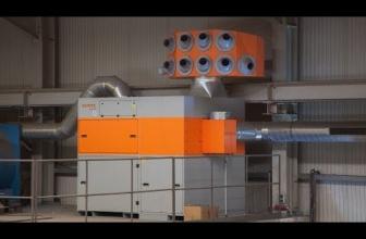 Promozione di sistemi di ventilazione per ambienti e sistemi di estrazione fumi di saldatura – Kemper