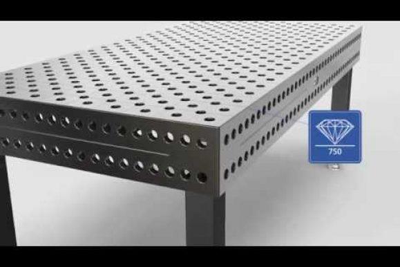 Siegmund – Tavoli da lavoro