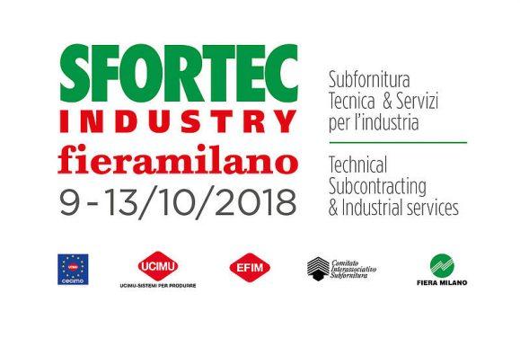 SFORTEC Industry: fiera 2018